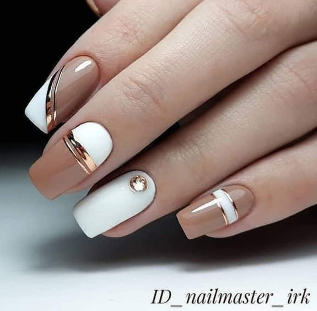 Nails By Zdenka Koskova Gelove Nehty Design Nehtu Nehet