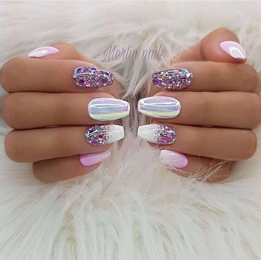 Summer Nail Designs Design Nehtu Gelove Nehty Nehty