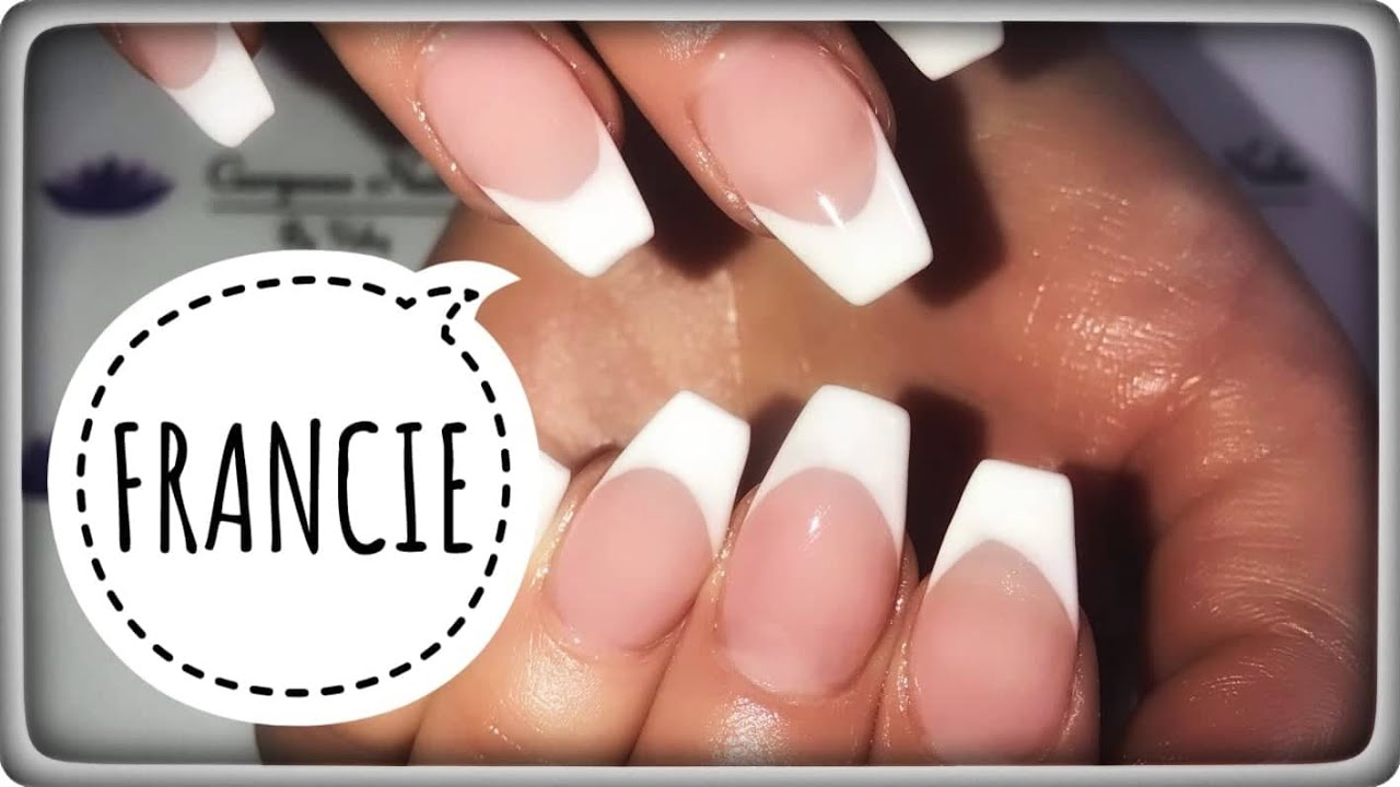 Modelaz Francie S Kosmetikou Starnails Youtube