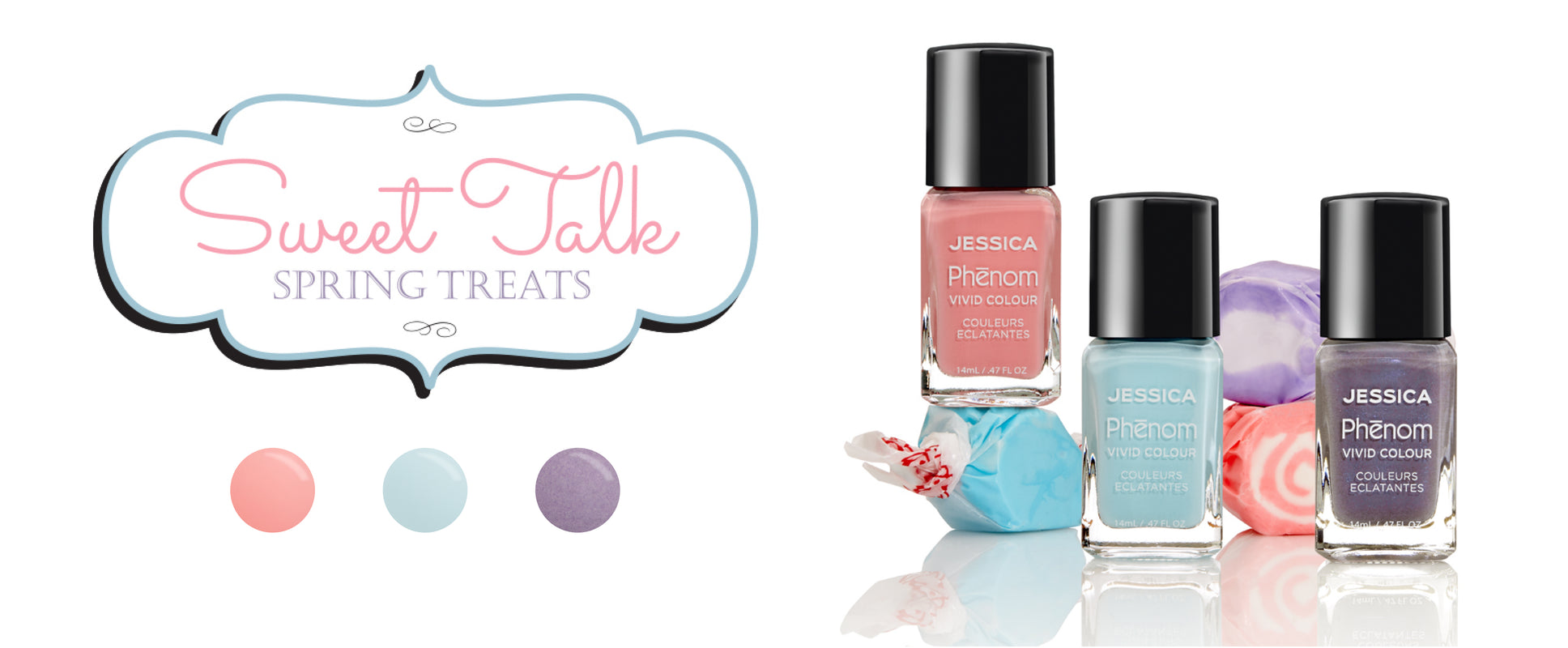 Natural Nail Care Treatments And Colours Jessica Cosmetics