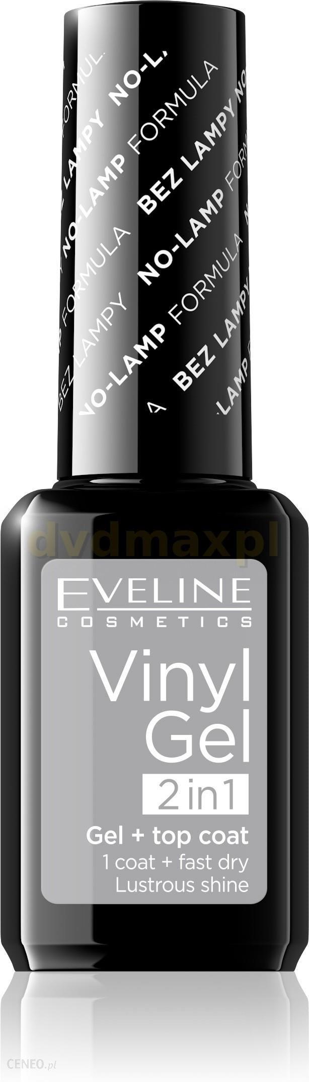 Eveline Vinyl Gel 2 In 1 12ml Lakier Vinyl Gel Nr 201 Opinie I Ceny Na Ceneo Pl