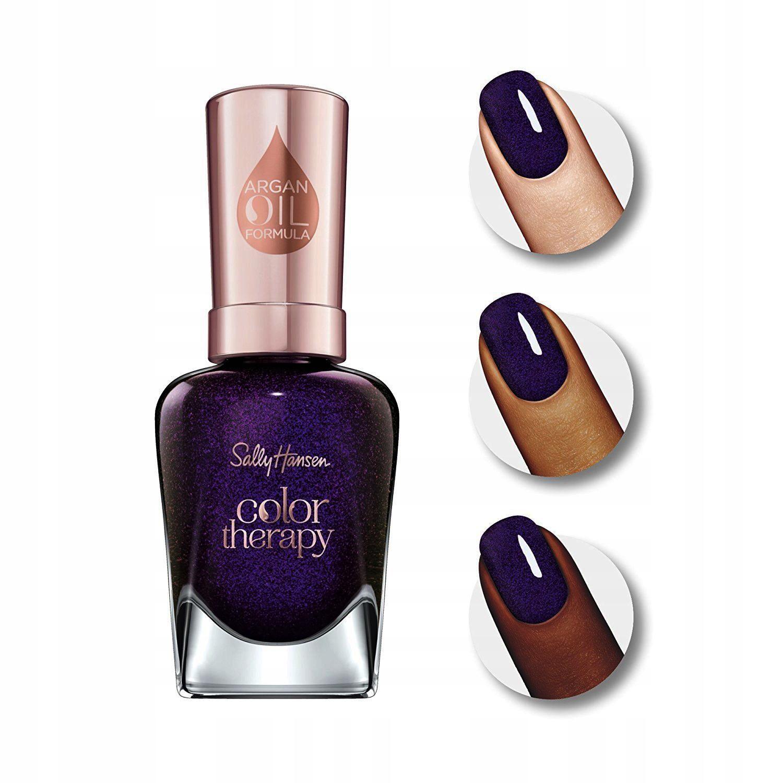 Sally Hansen Color Therapy Lakier Merlot Hoho 503 7804216772 Allegro Pl