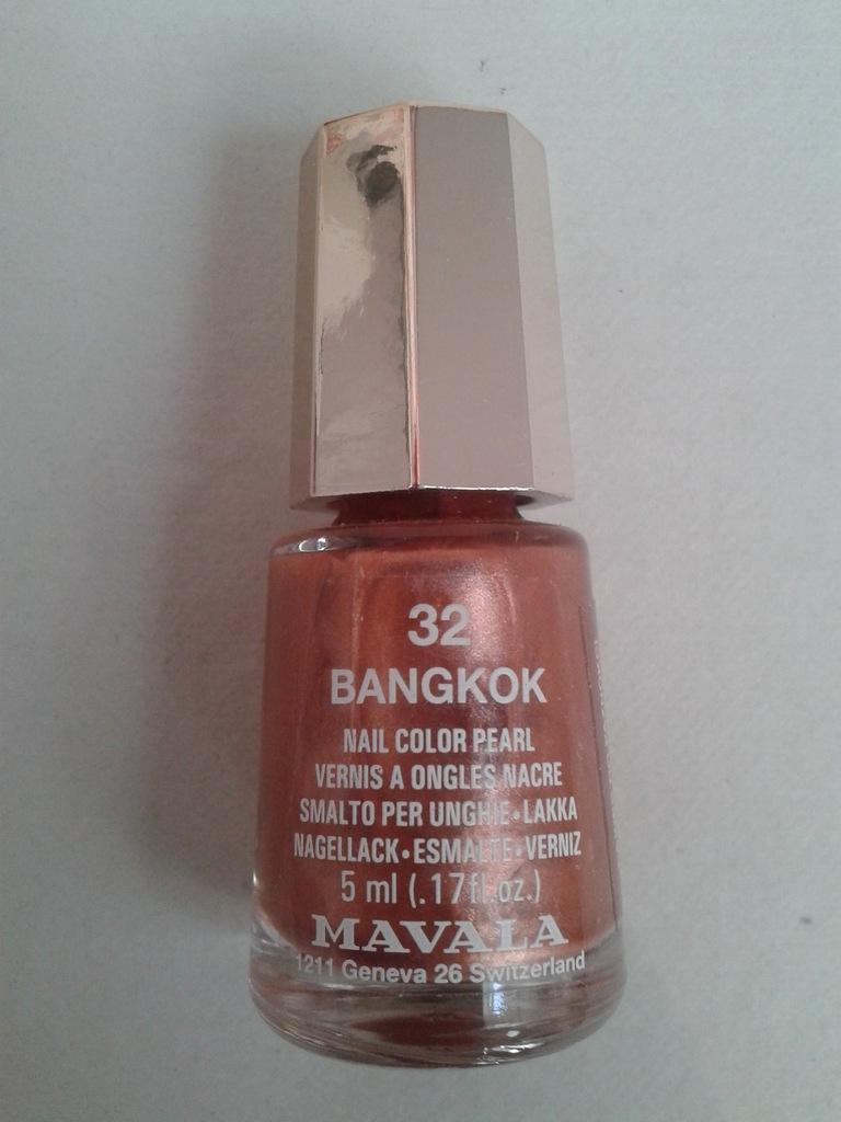 Mavala Bangkok Nr 32 Lakier Do Paznokci 5 Ml 7682815535 Oficjalne Archiwum Allegro