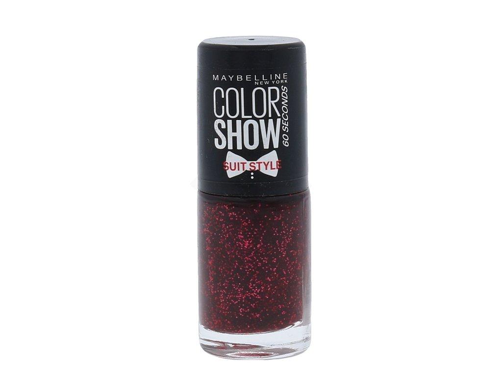 Maybelline Color Show Suit Style Lak Na Nehty Pro Zeny Kosmetika Zdravi Cz