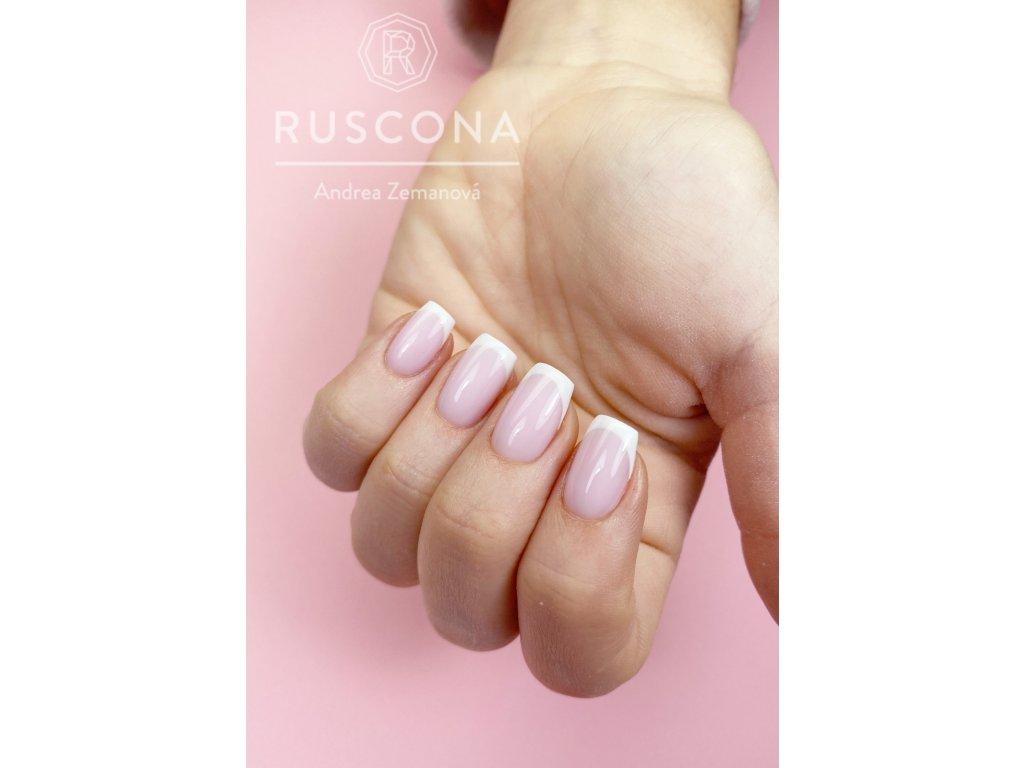 Baby Pink Builder Gel Ruscona Cesko