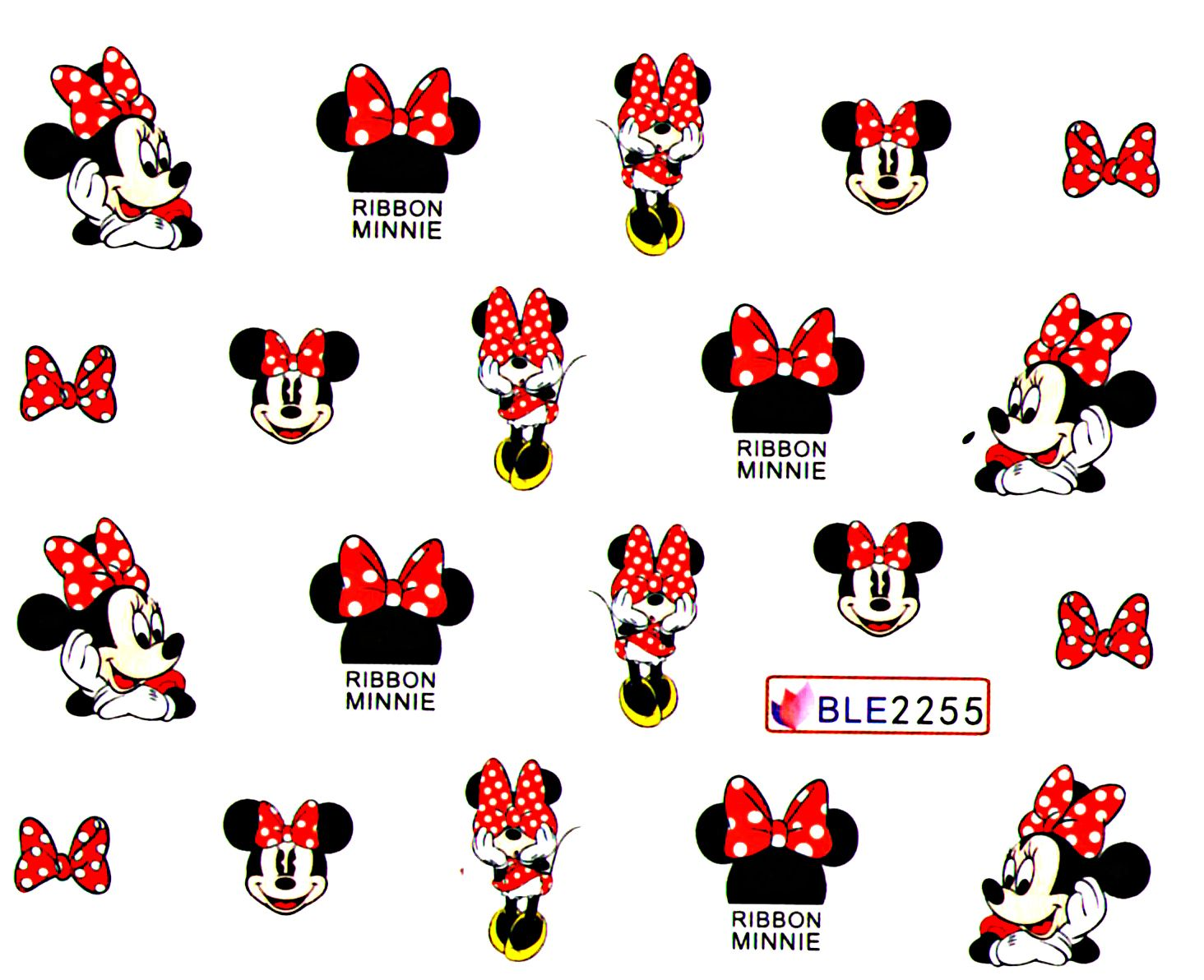 Mickey Mouse And Minie Na Nechty