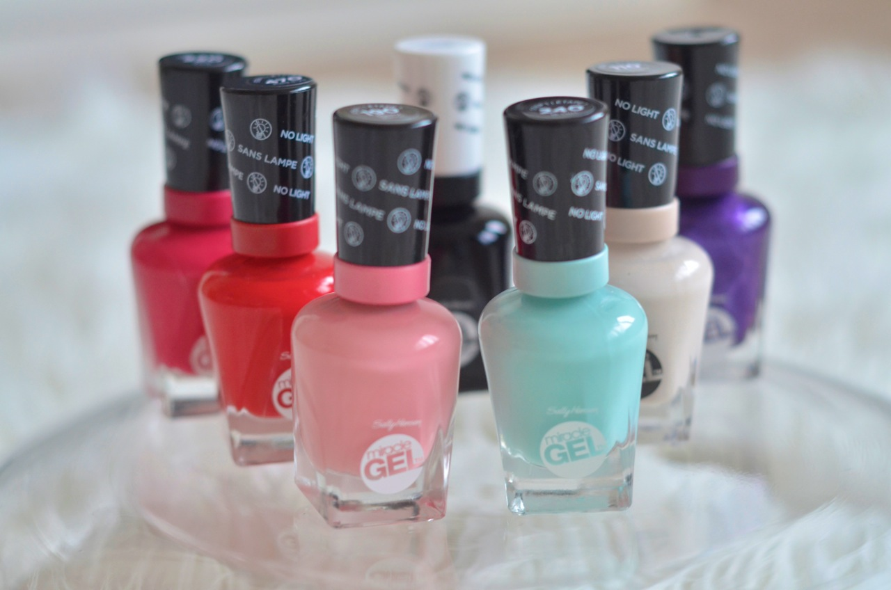 Beautylife By Aja Sally Hansen Miracle Gel Review