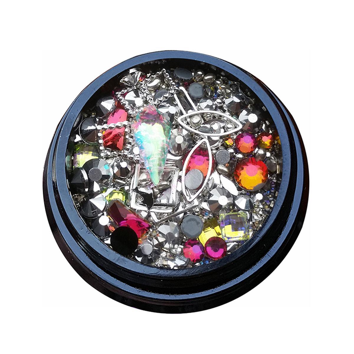 Ozdoby Na Nehty Nehtova Bizuterie Luxury Jewelry 16 Produkty Pro Nehtovy Design