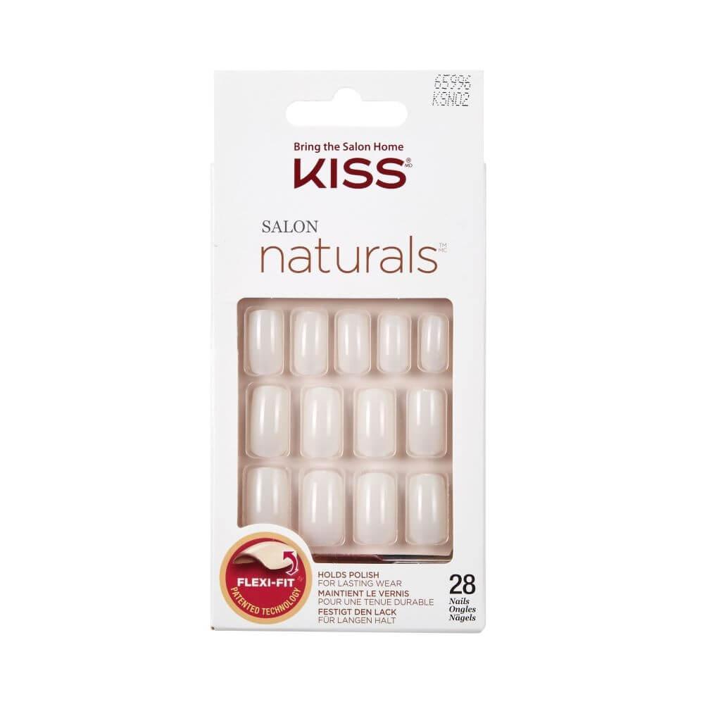 Prirodni Nehty Vhodne Pro Lakovani 65996 Salon Naturals Nails 28 Ks Krasa Cz