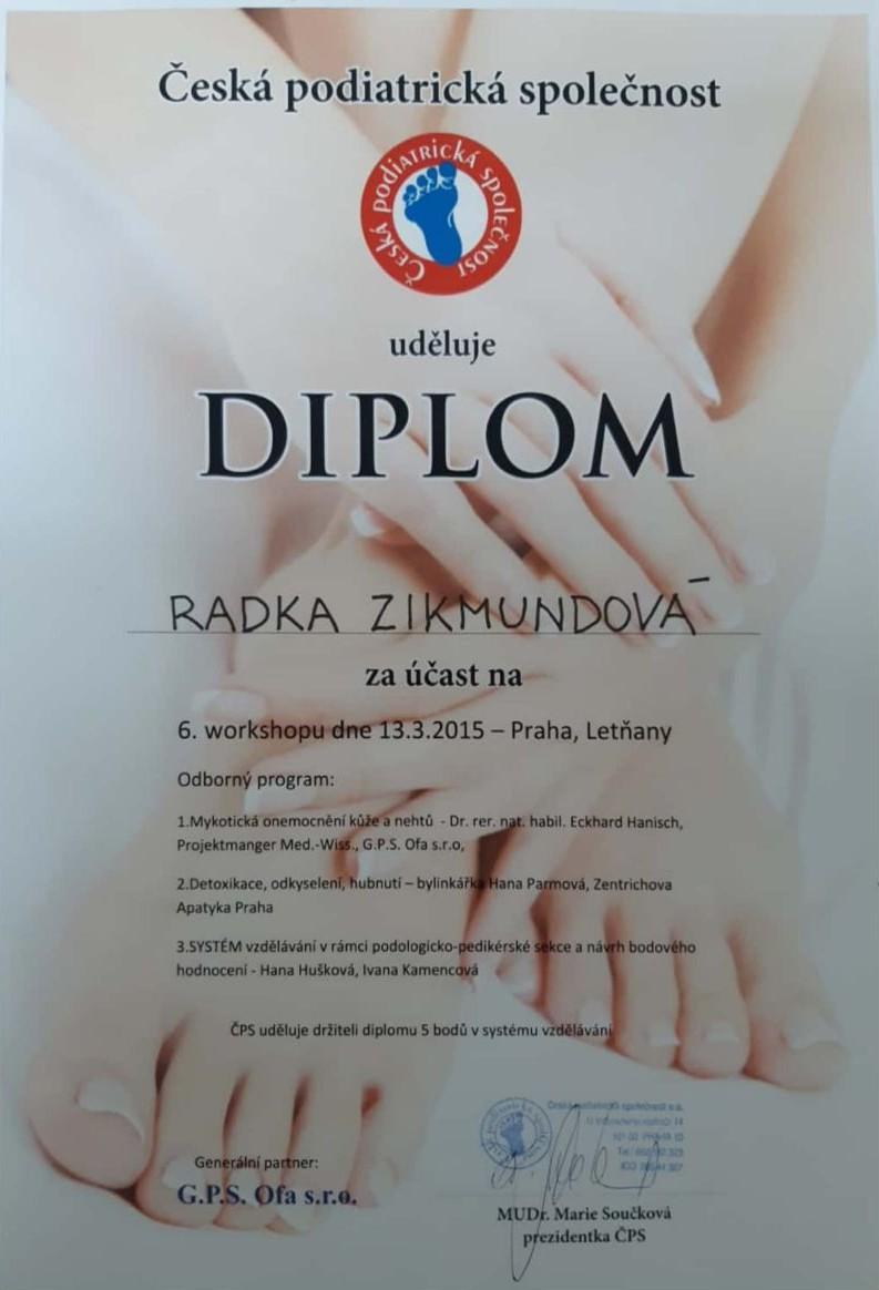Radka Zikmundova