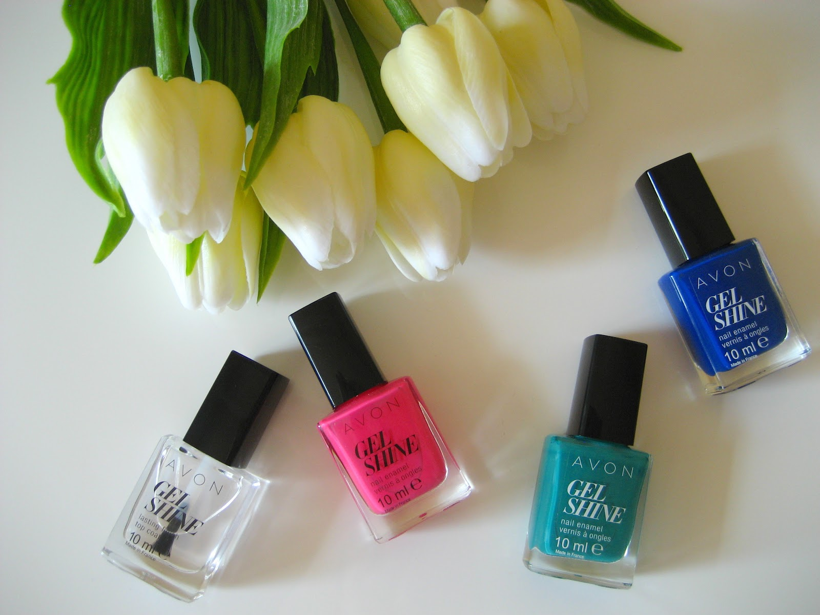 Lifestyle Blog By Katie Giveaway Avon Gel Shine Laky Na Nehty