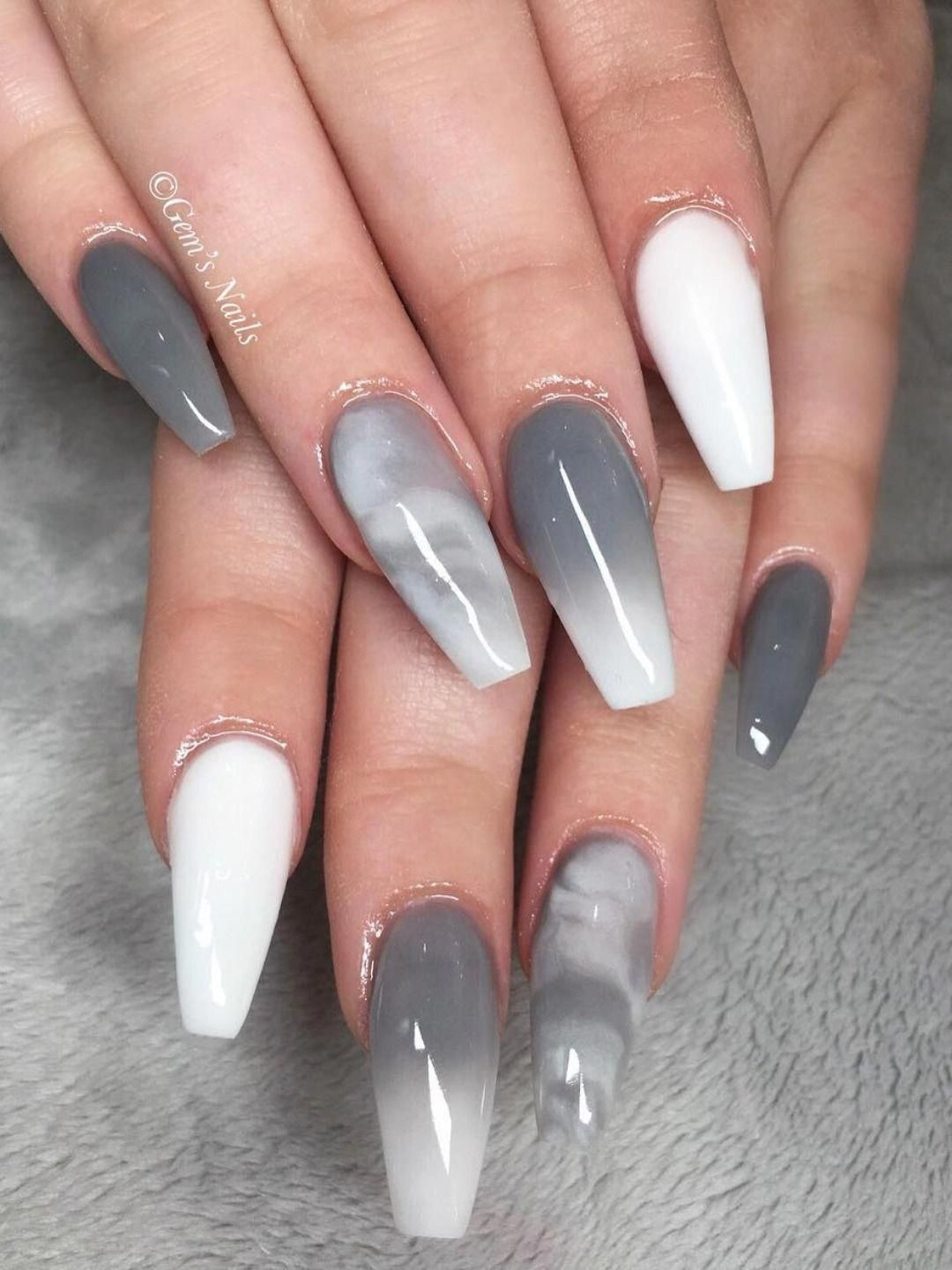 Dangerous False Nails In 2020 With Images Gelove Nehty Nehty Nehet