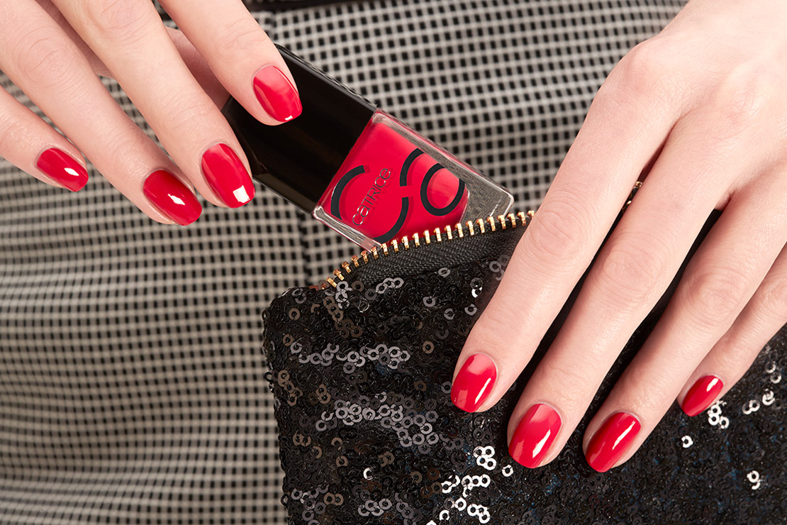 Iconails Gel Lacquer 01 Catrice Cosmetics