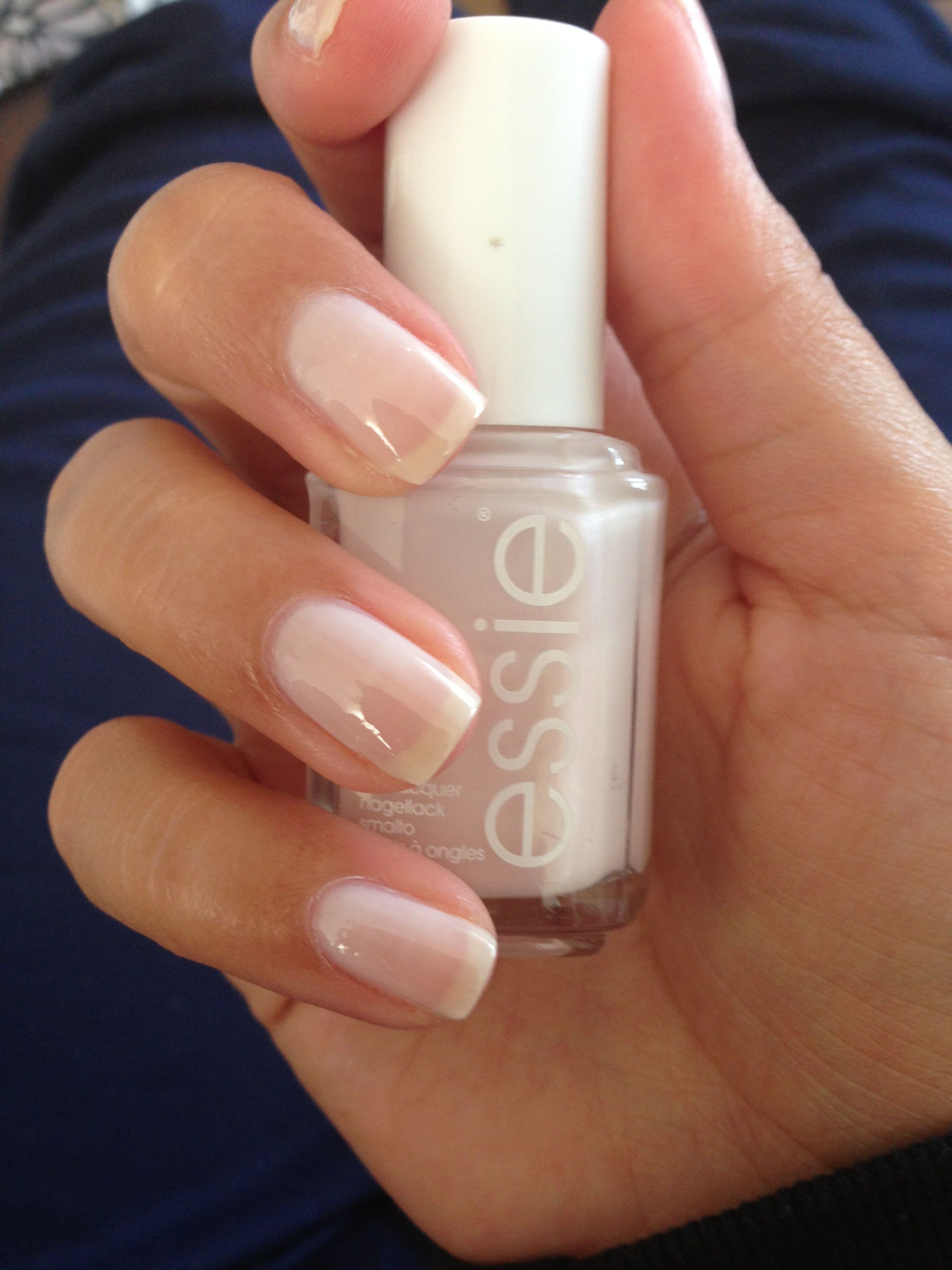 Essie Ballet Slippers Essence Color Design Nehtu Gelove Nehty Nehty