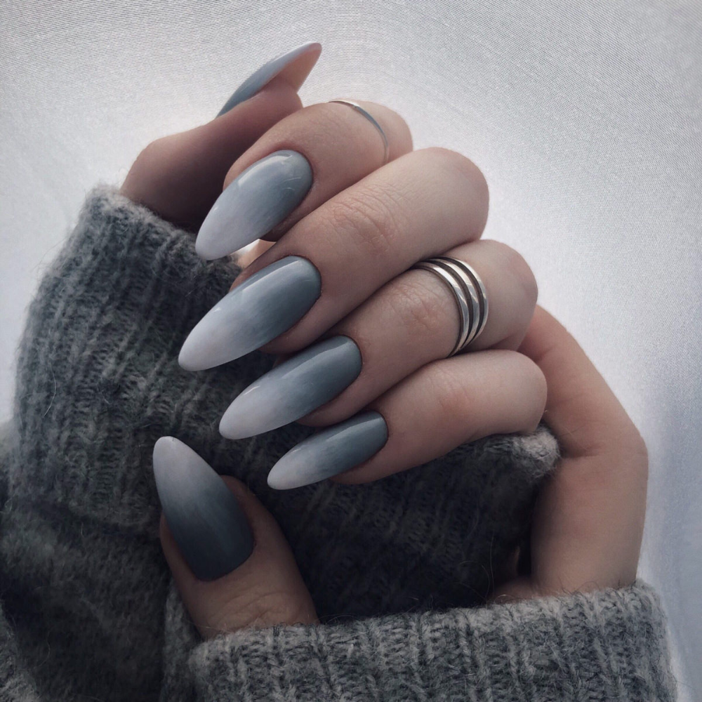 Ombre Manicure Ideas 2020 20nails In 2020 Design Nehtu Nehty Design