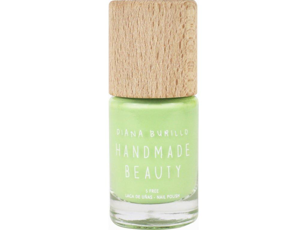 Handmade Beauty Lak Na Nehty 5 Free Fern 10 Ml Biobalicek Cz