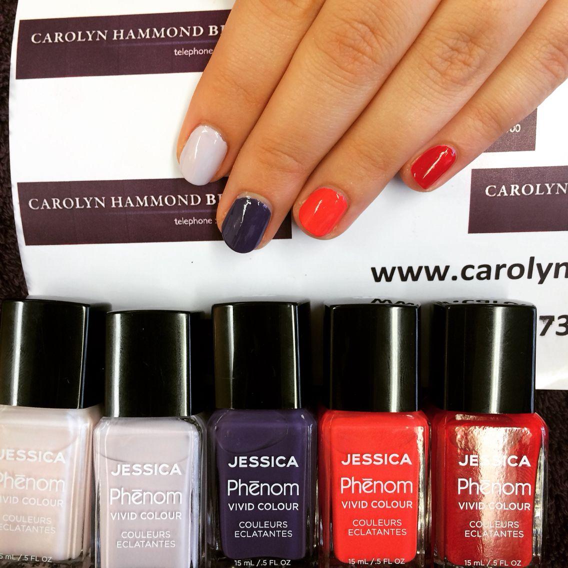 New Phenom Colours At The Salon Nail Polish Nails Polish