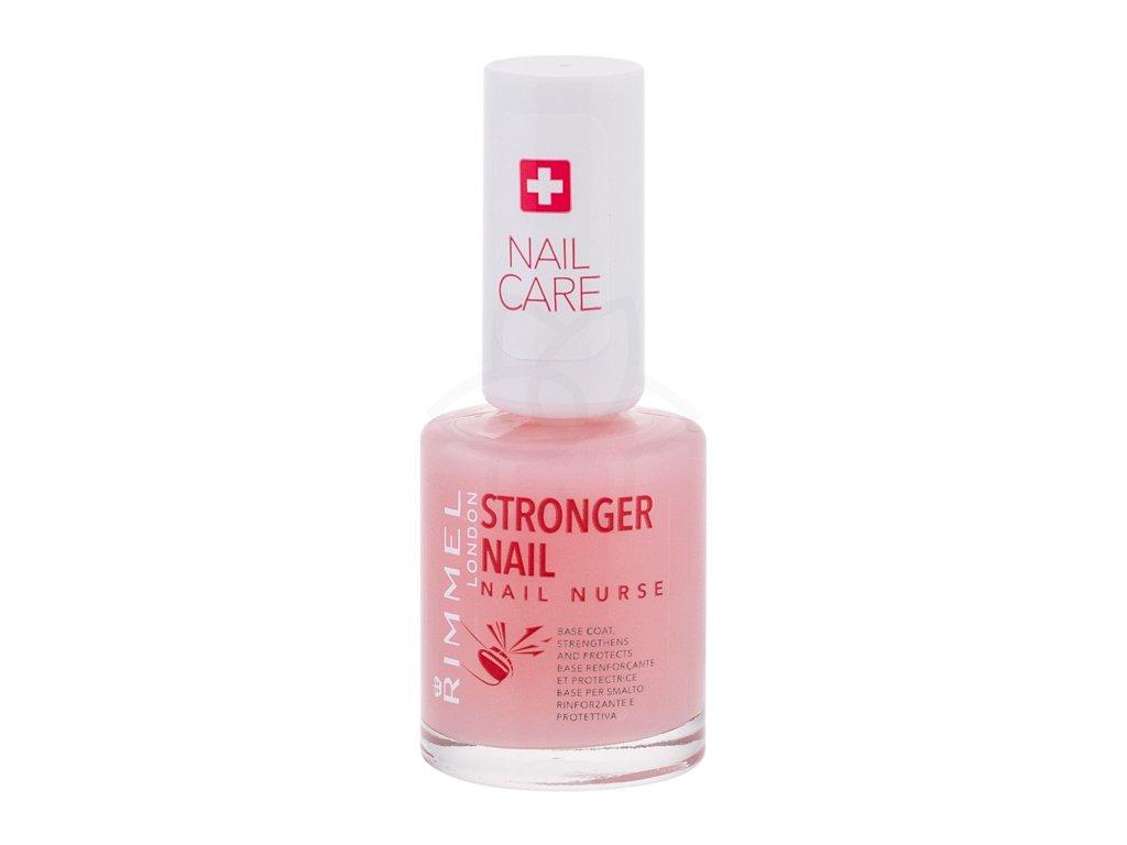 Rimmel London Nail Nurse Stronger Nail Lak Na Nehty Pro Zeny Kosmetika Zdravi Cz