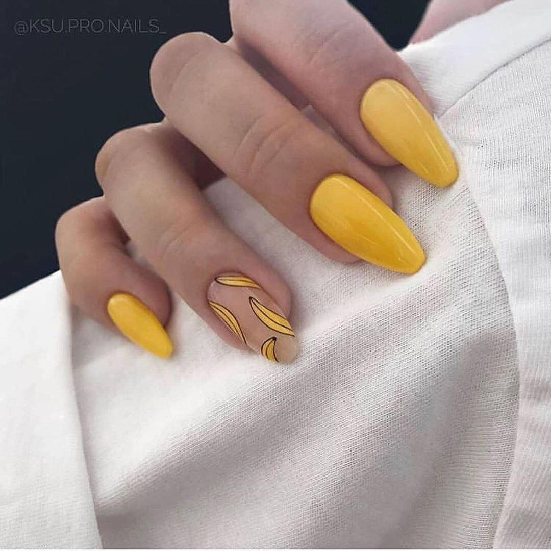 2019 Beautiful Nails To Rock Matne Nehty Gelove Nehty Manikura