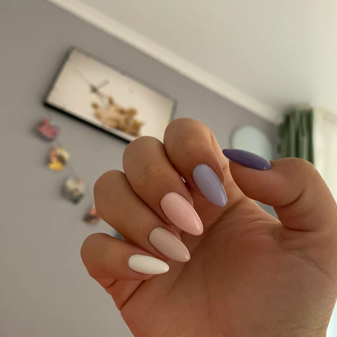 Pin By Veruuu On Nails Design Nehtu Gelove Nehty Nehty