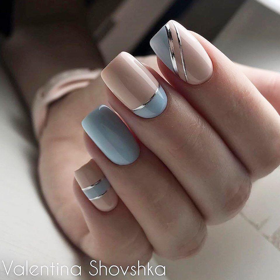 Pin By Erika Vernerova On Nails In 2020 Gelove Nehty Design Nehtu Nehet