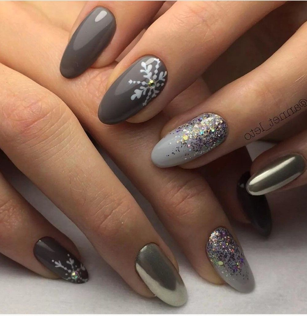 Top Elegant Nail Art Designs To Try 2019 Nehty Krasa