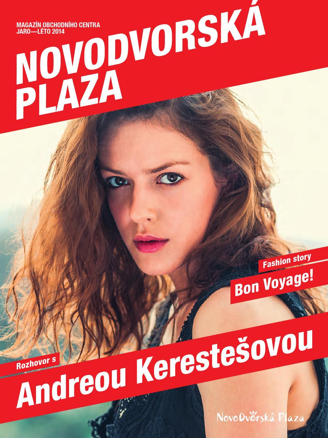 Plaza Magazine Spring Summer 2014 By Radoslav Kuba Issuu
