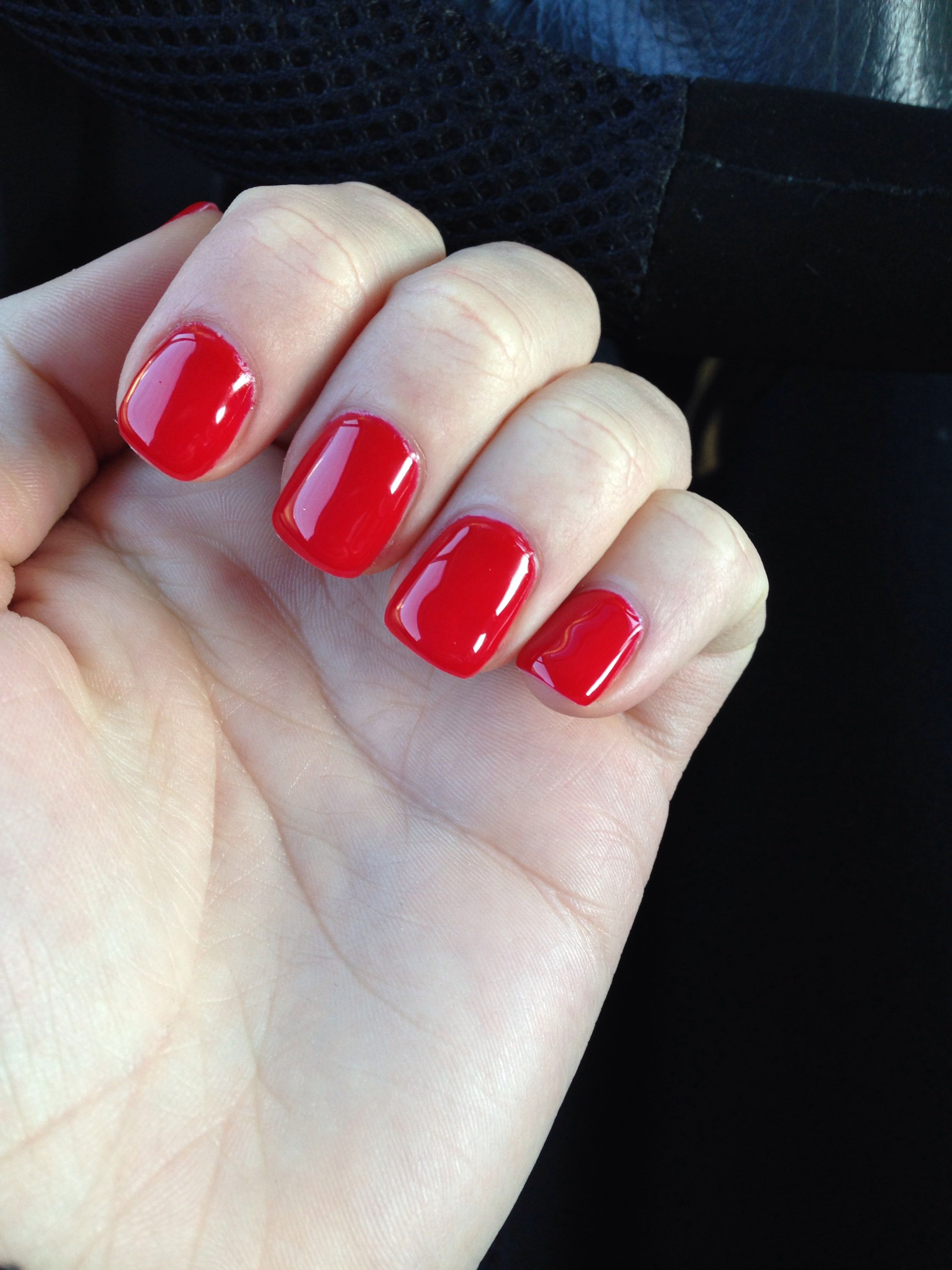 Mount And Blade Opi Gelcolor Big Apple Red