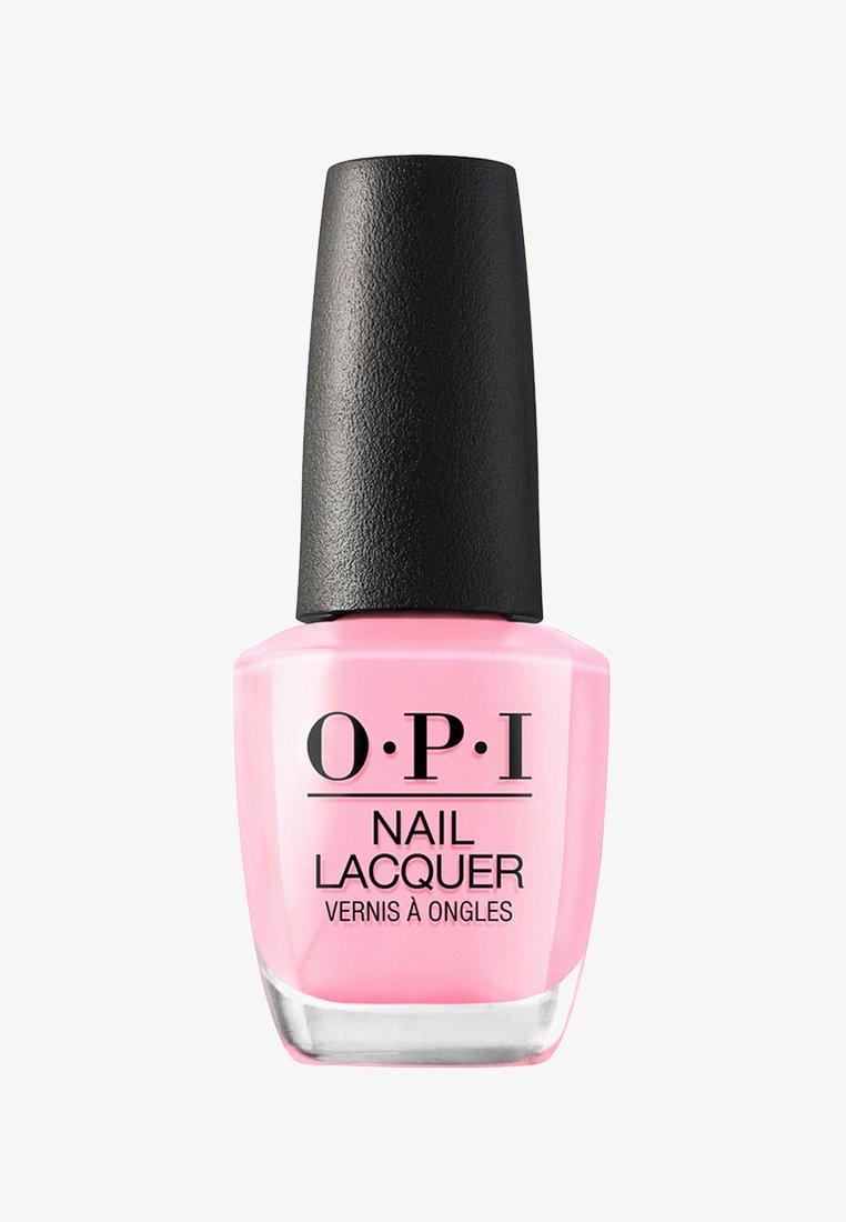 Opi Nail Lacquer Lakier Do Paznokci Nls 95 Pink Ing Of You Zalando Pl