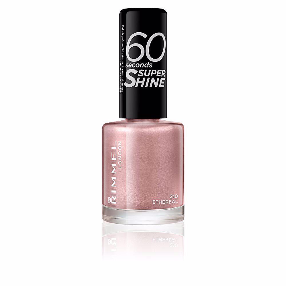 60 Seconds Super Shine Rimmel London Lakier Do Paznokci Perfumes Club