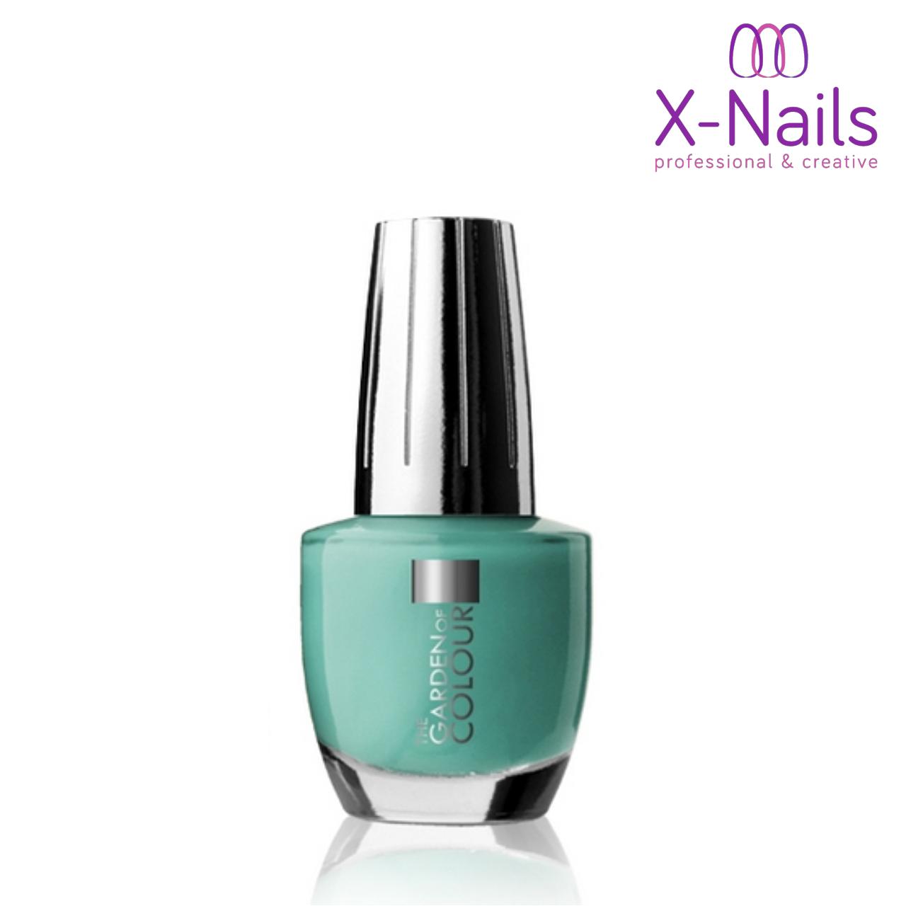 X Nails Lak Na Nehty 15 Ml Gelook Line 136 Pastel Tyrkys