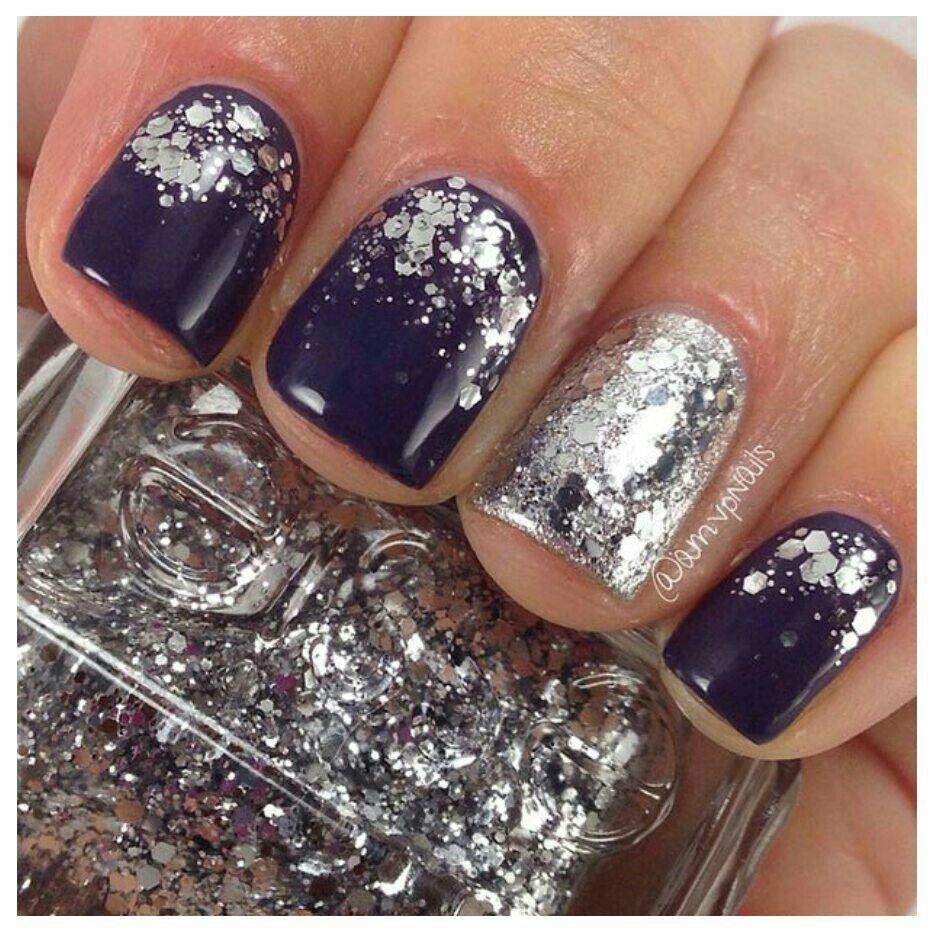 Starry Night Design Nehtu Gelove Nehty Nehty Stiletto