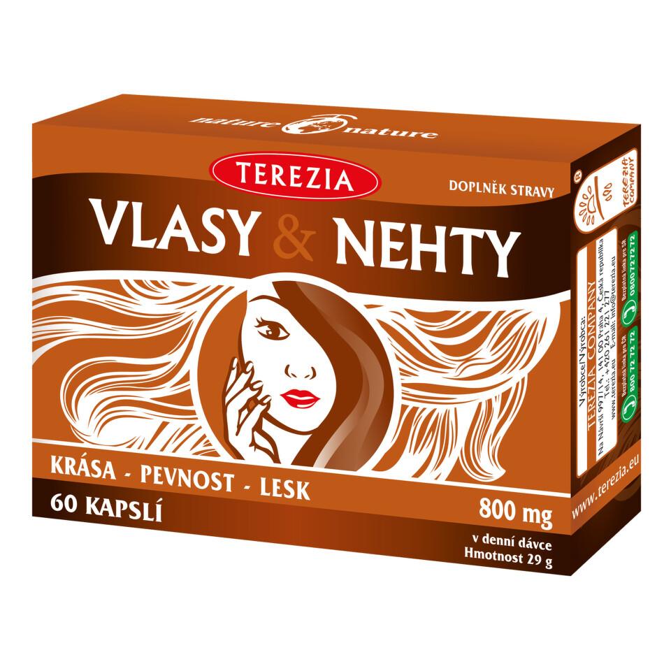 Terezia Vlasy Nehty Cps 60 Skladem Benu Cz