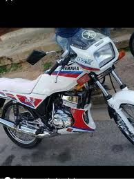 Moto Modelazo Rxz 135