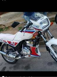 Moto Yamaha 135 Modelazo