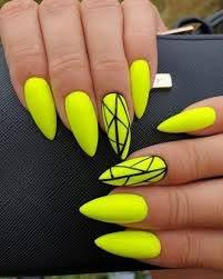Nehty Neonové Barvy