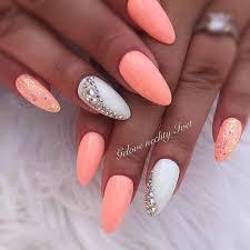 Nehty Neonové Oranžové