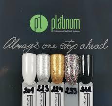 Platinum Gel Na Nehty