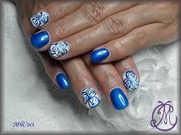 Svatební Nehty Modré