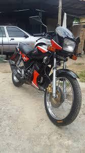 Yamaha Rxz Modelazo